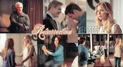 """Saison 2, Episode 2 """" Résurrection """" Gifs = Tumblr - [ Regarder cet épisode ]"""