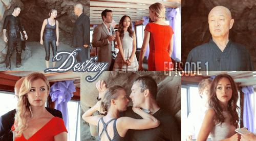 """Saison 2, Episode 1 """" Le Destin """" Gifs = Tumblr - [ Regarder cet épisode ]"""