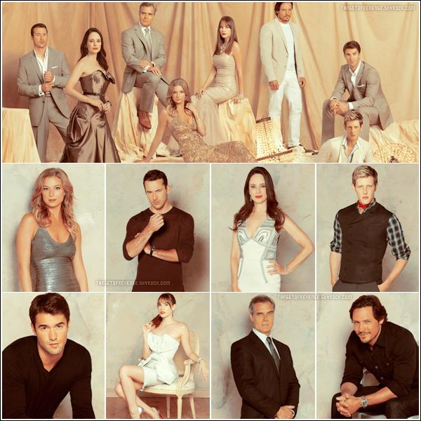 Le photoshoot de la saison 3 est apparu.  Enfin, les premières images promotionnelles de la saison 3 ont été dévoilées! Quel est vortre avis?