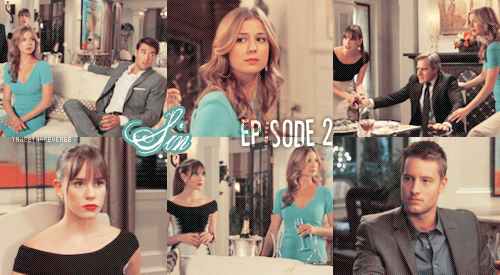 "Saison 3, Episode 2 "" Sin ""  _________________________________________________________________________________________________Gifs - [ Regarder cet épisode ]"