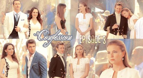 """Saison 3, Episode 3 """" Confession """"  _________________________________________________________________________________________________Gifs - [ Regarder cet épisode ]"""