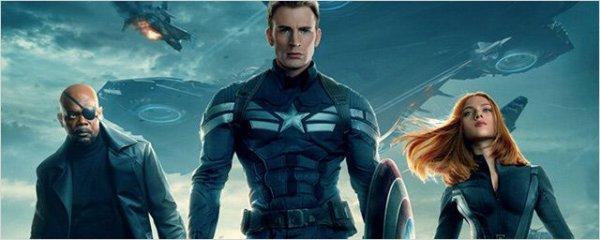 __NEWS__ Captain America, le soldat de l'hiver – vidéos (Sortie française : 26 mars 2014)