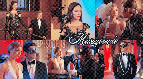 """Saison 2, Episode 18 """" La Nuit des masques """" Gifs = Tumblr - [ Regarder cet épisode ]"""