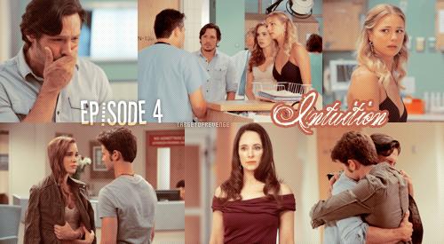 """Saison 2, Episode 4 """" Intuition """"  Gifs - [ Regarder cet épisode ]"""