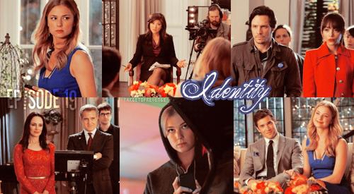"""Saison 2, Episode 19 """" Identity """"  Gifs - [ Regarder cet épisode ]"""