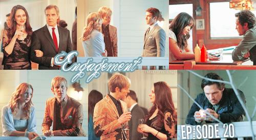 """Saison 2, Episode 20 """" Engagement """"  Gifs - [ Regarder cet épisode ]"""