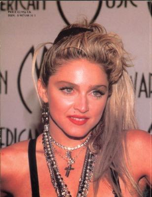 Madonna Coiffures De Stars Les Plus Originales Et Les