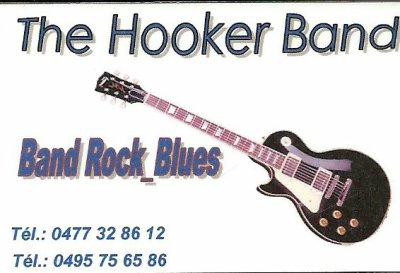 SOIREE  SUPER EXTRA DU BON ROCK AVEC HOOKER BAND