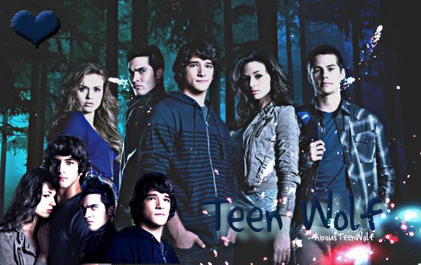 Bienvenue dans l'univers de la nouvelle série Teen Wolf ♥