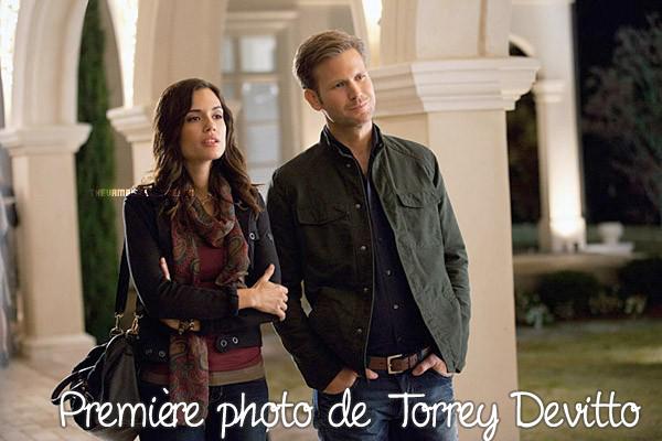Première photo de Torrey Devitto