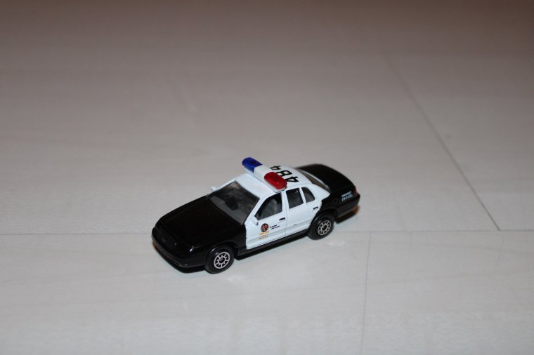 welly ford crown victoria 1999