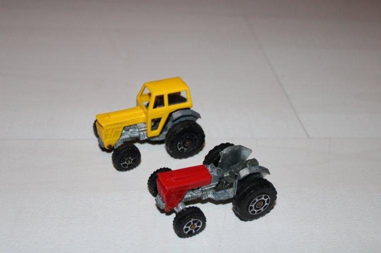 polistil tracteur