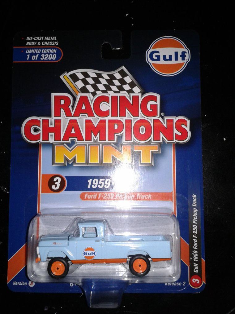 racing champions ford f 250