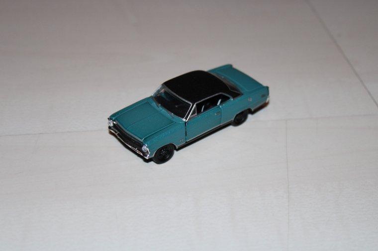 m2 machine Chevrolet Nova SS 1967