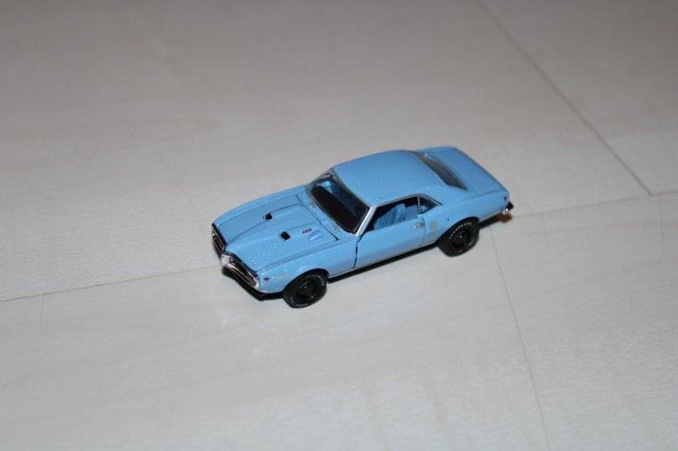 m2 machine Pontiac Firebird 400 1968