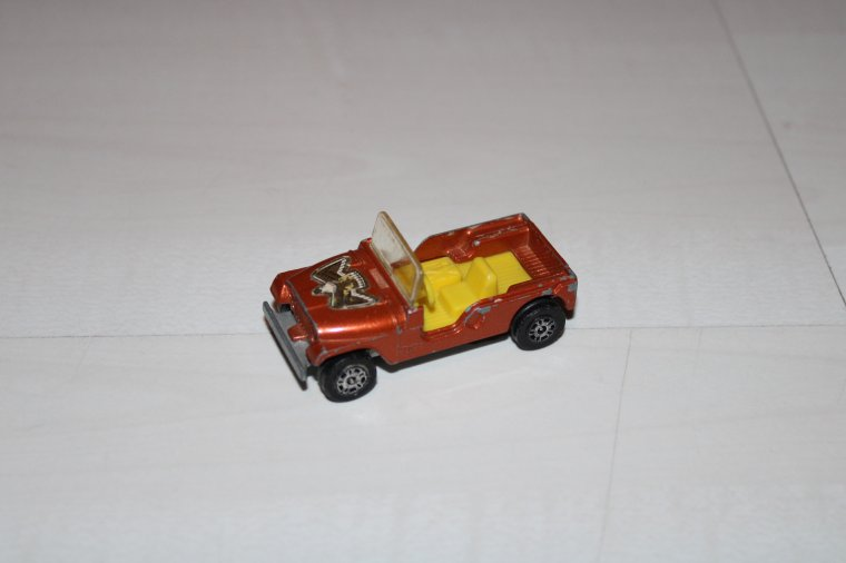 corgi jeep