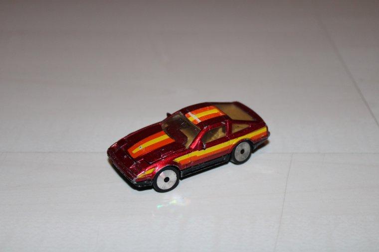 matchbox nissan zx300 turbo