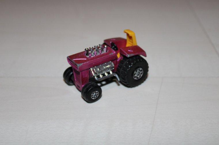 matchbox mod tractor 1972