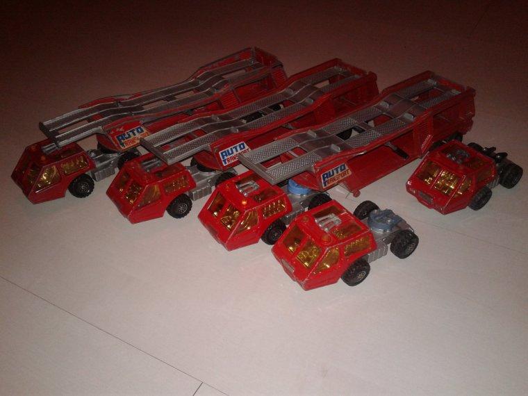 matchbox k10 car transporter