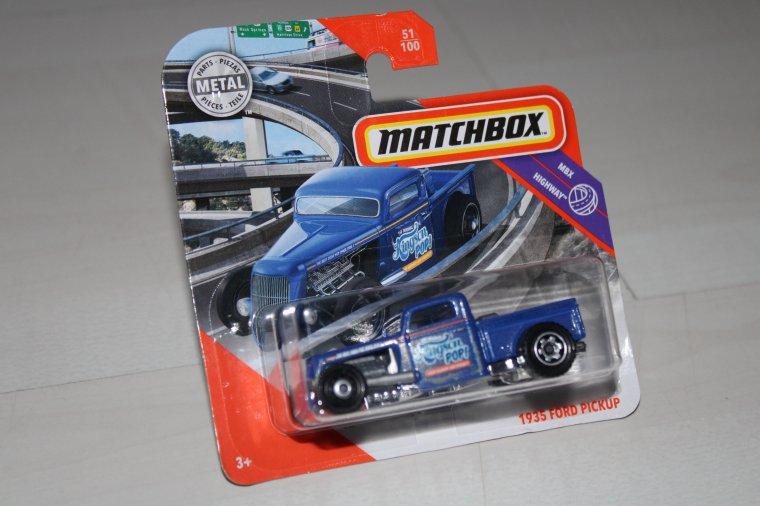 matchbox ford 1935