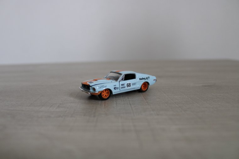 M2 machine ford mustang