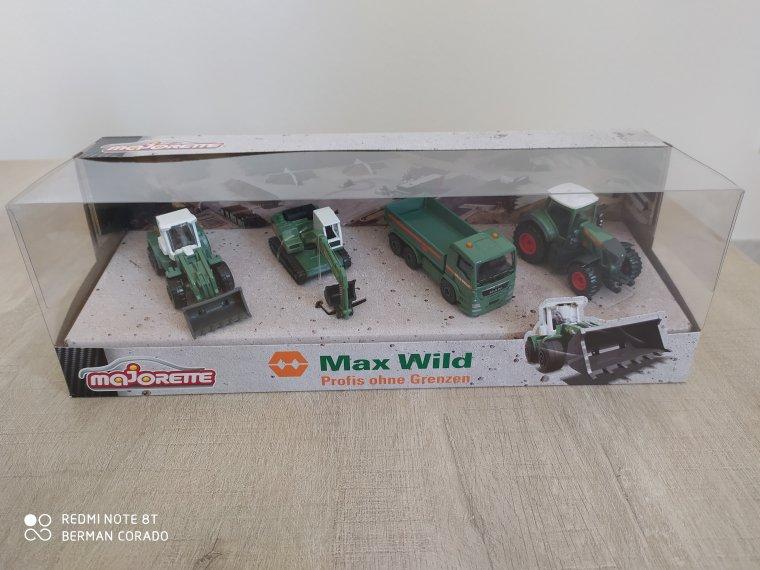 majorette set max wild