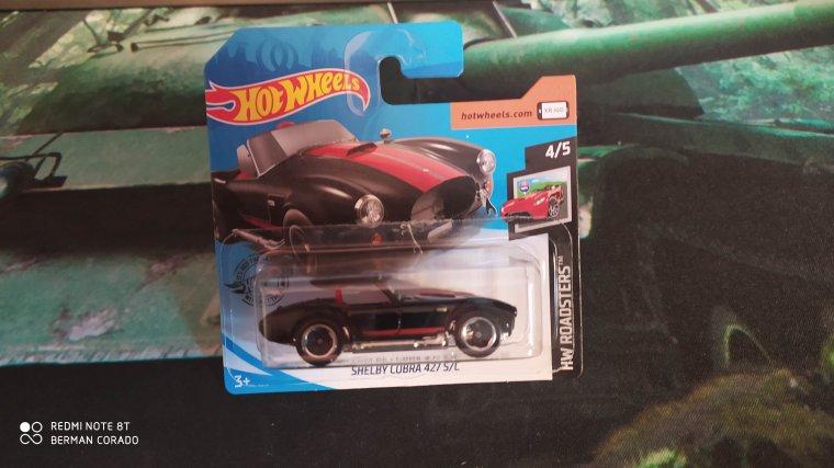 hot wheels ford sheby cobra