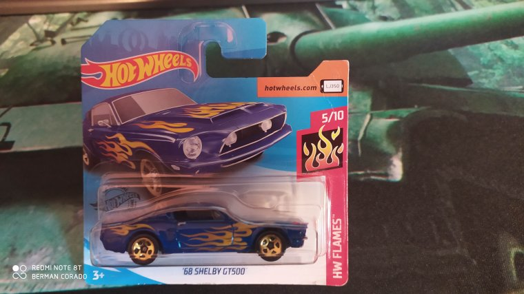 hot wheels ford mustang slelby gt5001968