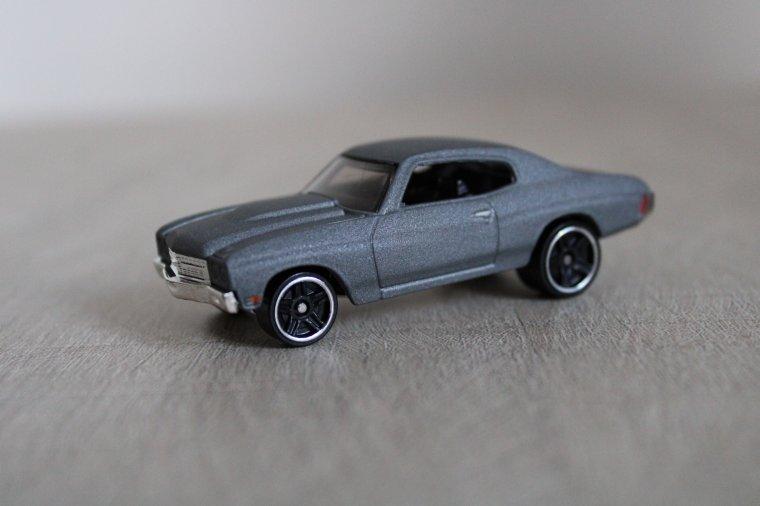 hot wheels chevrolet chevelle SS1970