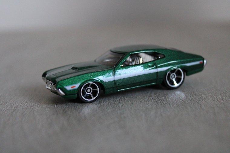 hot wheels ford gran torino 1972