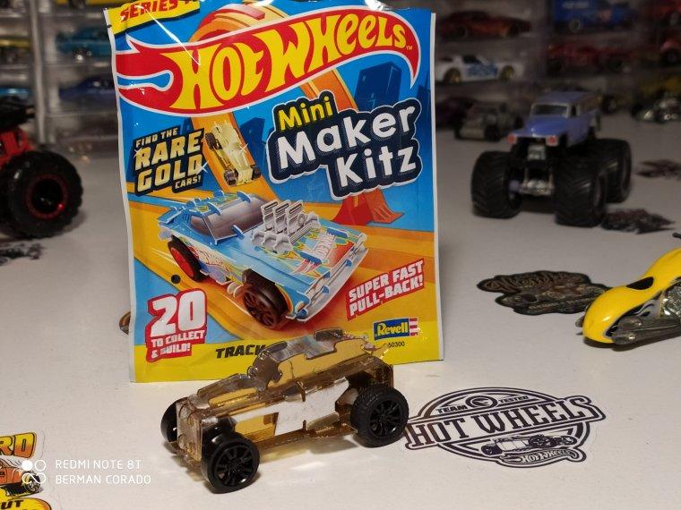 hot wheels min maker kitz