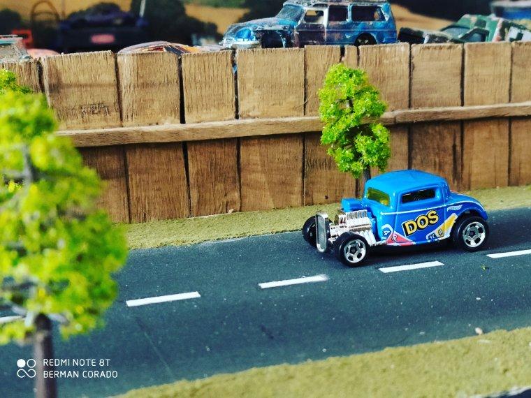 hot wheels ford 1932