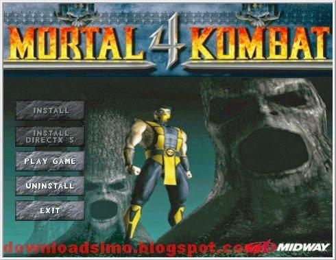 Mortal Combat 4