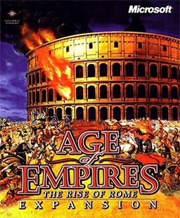 Age of Empires + the Rise of Rome
