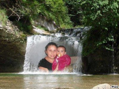 ma femme et ma fille d'amour