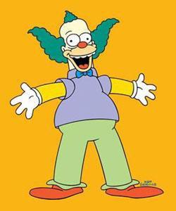 biographie de Krusty
