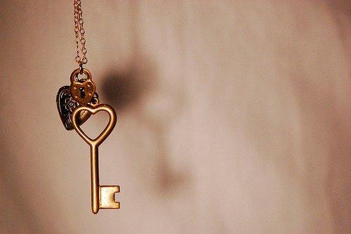 Je t'ai donner la clé de mon amitié a toi de la garder ...