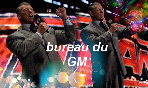 BUREAU DU GENERAL MANAGER