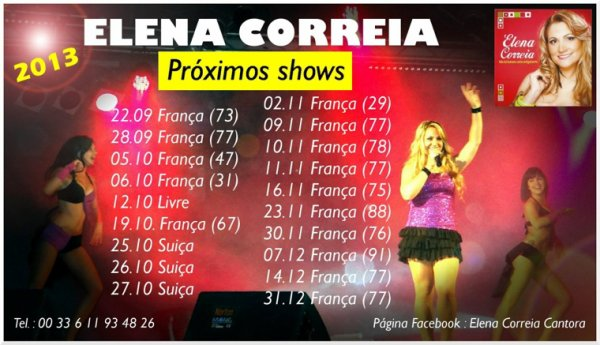 SHOWS 2013
