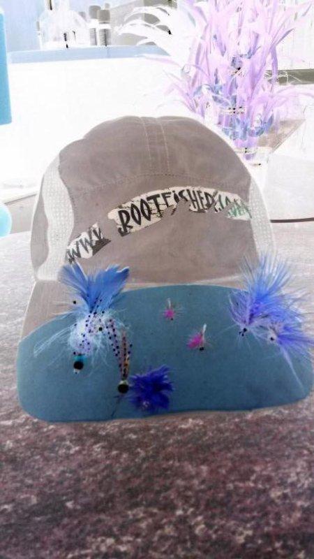 Le Hat Patch