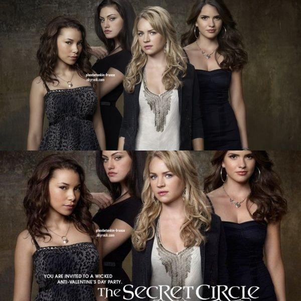 Nouvelle Photo Promotionnelle Une nouvelle photo promotionnelle de The Secret Circle est sortie. Les filles sont vraiment magnifiques !