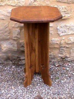 """Petite table """"Gothique"""""""