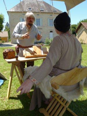 Atelier contes et scènes théâtrales