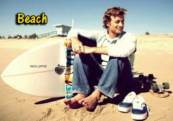 A la plage ( Article refait (: )