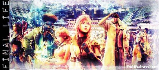 Sommaire des soluces de: Final Fantasy XIII [ 13. ].