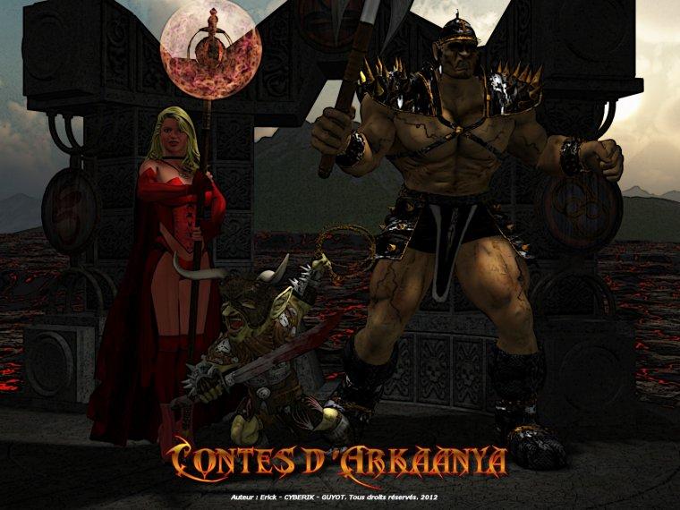 Les méchants d'Arkaanya