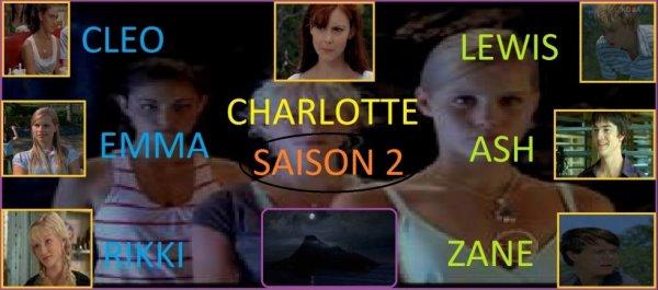Personnages de la saison 2