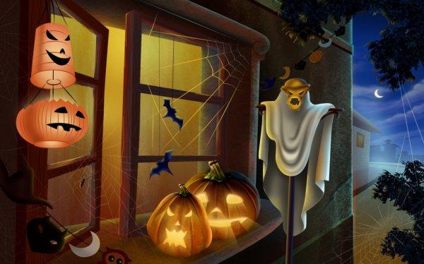 Halloween va venir