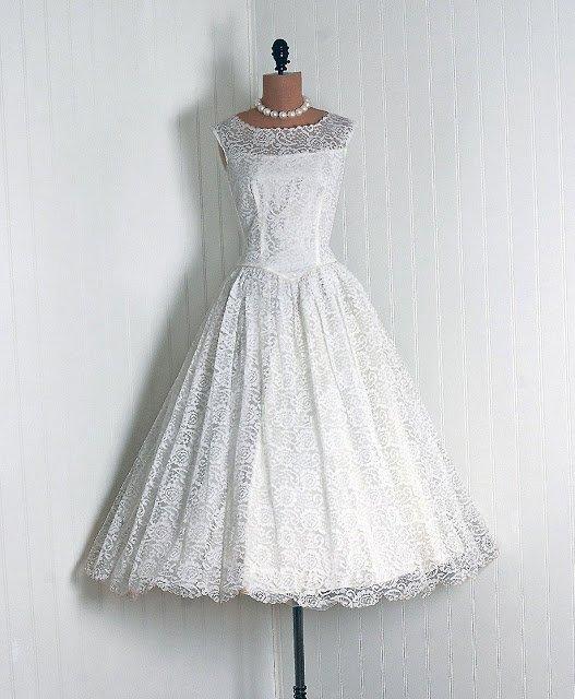 robe de mariee vintage..