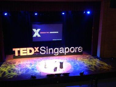 #65 - TEDxSINGAPORE